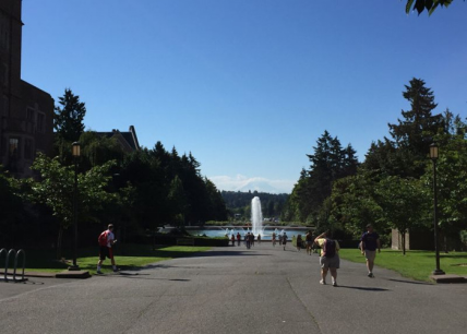 Sleepless in Seattle - My time at the University of Washington